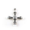 Byzantine Cross with Pearls